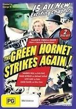 GREEN HORNET STRIKES AGAIN, THE: Warren Hull, Wade Boteler, Keye Luke 2DVD NEW