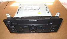 2009-2012 AUDI A4 MULTIMEDIA RADIO CD Receptor de satélite, 8t1035186r, OEM