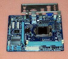 GIGABYTE GA-H61M-DS2 Socket LGA1155 For Intel DDR3 Computer MicroATX Motherboard