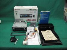 Pioneer Premier DEH-P730 CD Player FM/AM Tuner In Dash w/Detachable Face 70W
