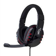 Cuffie Gaming Microfono Cuffie Stereo Surround Per PC Portatile