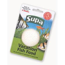 Supa 14 day 2 week vacation holiday fish food feeding sticks aquarium