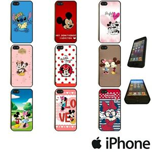 MICKEY MOUSE MINNIE DISNEY CARTOON PHONE CASE COVER FOR APPLE iPhone DIS05