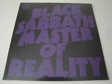 Black Sabbath: Master Of Reality Vinyl LP
