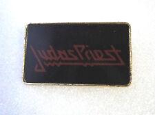 Vintage Judas Priest pin badge Hard Heavy Metal Rock England circ 1970's / 80's