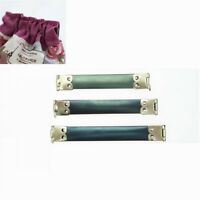 10pcs Metal Internal Flex Purse Frame DIY Kiss Clasp Bag Accessories 8.5/10/12cm