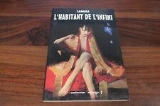 L'HABITANT DE L'INFINI  N° 8   --  CASTERMAN  ---- MANGA  FRANCAIS