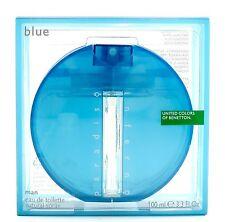 (GRUNDPREIS 39,90€/100ML) BENETTON  INFERNO PARADISO BLUE 100ML EAU DE TOILETTE