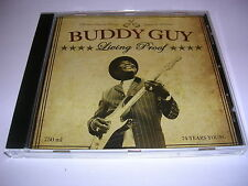 Buddy Guy - Living Proof CD (2010) Blues