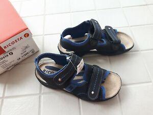 NEUE !! Sandalen von Ricosta in blau in Gr. 33