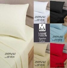 Fitted Sheet Egyptian Cotton Bedding Sets & Duvet Covers