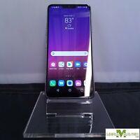 [7158]Mint! LG G7 ThinQ LM-G710ULM 64GB Platinum Grey GSM Unlocked