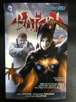 BATGIRL volume 4 Wanted (2014) DC Comics hardcover TPB 1st FINE-