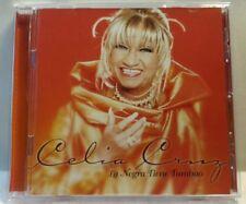 La Negra Tiene Tumbao by Celia Cruz (CD, Oct-2001, Sony Music (USA)(cd7367)