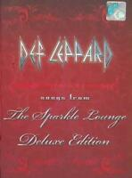DEF LEPPARD - SONGS FROM THE SPARKLE LOUNGE [BONUS DVD] NEW CD