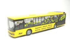Setra 315 Nf Nachtbus Bvo (Augustdorf) Linea N1 Ziel: Augustdorf - 1:87 Rietze