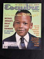 Esquire Magazine March 1990 - Michael Jordan, John Mariani