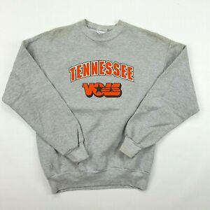 VTG 90s Tennessee Vols Youth Size XL Crewneck Volunteers NFL Sports Sweatshirt