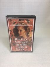 (FL) READER'S DIGEST ROMANTIC SERENADE FROM THE STARDUST VOICES Cassette Tape