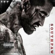 Southpaw: Music From & Inspired By The Motion Picture - CD Damaged Case