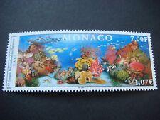 Monaco 2000 International Aquariological Congress SG 2477  MNH Cat £4.00
