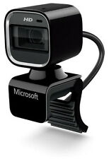 WEBCAM Microsoft Lifecam HD-6000 - Nero 1 Megapixel USB 2.0 1280 x 720 cm Video