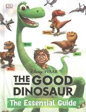 Disney*Pixar the Good Dinosaur: the Essential Guide-ExLibrary