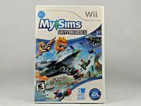 MySims SkyHeroes (Nintendo Wii, 2010) New sealed !