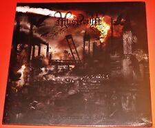 Mysticum: In The Streams Of Inferno LP White Color Vinyl Record 2013 Germany NEW