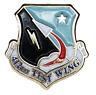412th Test Wing (Edwards Air Force Base) Insignia Lapel Pin