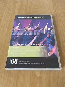 LesMills Body Balance 68 Live At Auckland's Viaduct 2 DVD Set