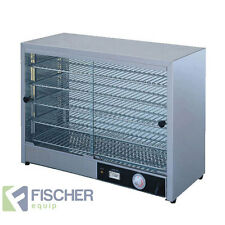 Commercial Pie Food Warmer Hot Display Showcase Cabinet