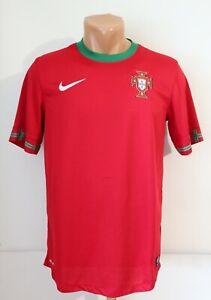 PORTUGAL EURO 2012/2013/2014 HOME FOOTBALL SHIRT JERSEY CAMSIETA TOP NIKE MENS S