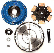 QSC Stage 3 Ceramic Clutch & Chromoly Flywheel Kit Accord Prelude 2.2L 2.3L