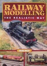 LIVRE/BOOK : constuire modelisme, maquette train electrique (railway modelling)
