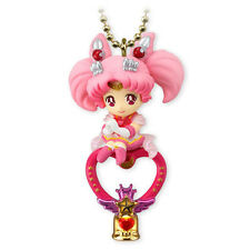 Sailor Moon - Twinkle Dolly 4 Charm Phone Strap - SUPER Chibimoon & Bell