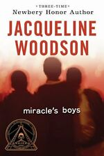 Miracles Boys by Jacqueline Woodson