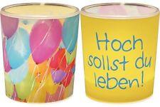 Ein Licht für Dich - Hoch sollst Du Leben + PartyLite Teelicht p Kauf