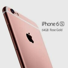 Apple iPhone 6S 64GB GSM/CDMA Factory Unlocked New In Box ROSE GOLD
