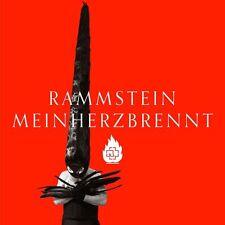 RAMMSTEIN Mein Herz Brennt * Gib Mir Deine Augen Ltd. Digipack CD 2012 NEW RARE