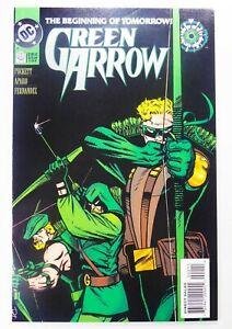 DC GREEN ARROW (1989) #0 1st CONNER HAWKE App VF (8.0) Ships FREE!