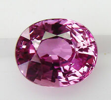 2.67ct!! PINK CEYLON SAPPHIRE NATURAL UNTREATED COLOUR +CERTIFICATE INCLUDED