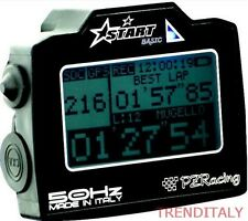 BASIC CRONOMETRO CHRONOMETER PZRACING ST200-B 50HZ GPS TOUCHSCREEN