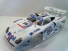 1/8 Porsche GT1 RC Car Body Shell GTP2e Serpent Cobra Traxxas Slash  0165/1.5