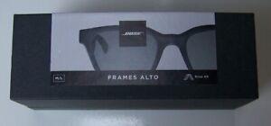 New Bose Frames Alto Bluetooth Audio Sunglasses - (Medium/large)