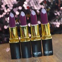 Waterproof Gothic Vampire Grape Purple Lipstick Dark Purple Lip Gloss Makeup  UK
