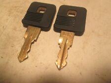 Craftsman Toolbox Set of Keys Code 8182