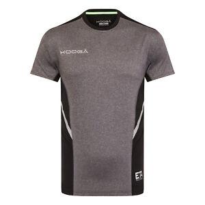 Kooga Mens T-Shirt Poly Sports Performance Training OFFICIAL