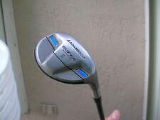 Adams Golf 5 Super Hybrid  Adams SuperShaft Tight Lies Graphite Shaft Stiff Flex