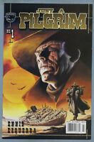Just A Pilgrim #1 2001 [J.G. Jones Variant Cover] Garth Ennis Black Bull m
